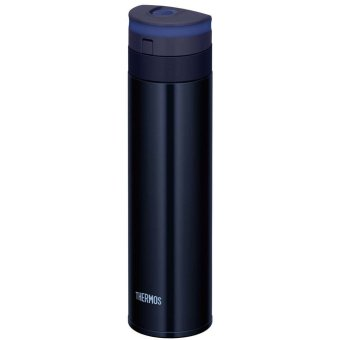 Harga Thermos JNS-450 BK Ultra Light One Push Tumbler 0.45L -Hitam
