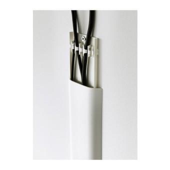 Detail Gambar Ikea Uppleva Penutup Celah Kabel Rapih - Putih Terbaru