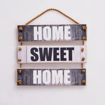 Harga Wall Decor Quotes Gantung Home sweet Home
