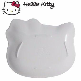 Piring Melamin Karakter Hello Kitty Besar -Motif - 3 .