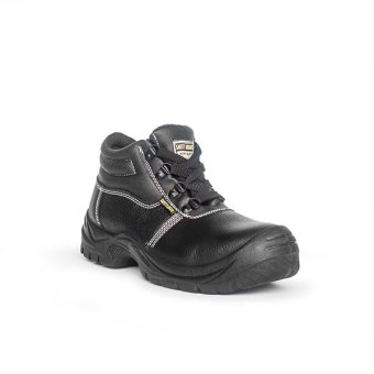 Harga Safety Jogger Safety Shoes Safetyboy - Hitam