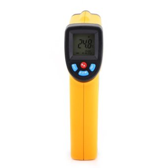 Harga Infrared Thermometer Non-contact IR Temperature Tester Meter with Digital LCD Display - intl