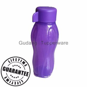 Harga Tupperware Eco Bottle 310ml Gliter - Ungu