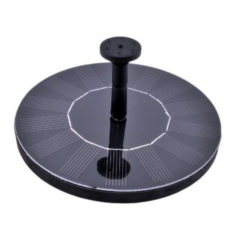 Harga CCC Solar Floating Garden Fountain Pumps Air Mancur Tenaga Matahari Surya