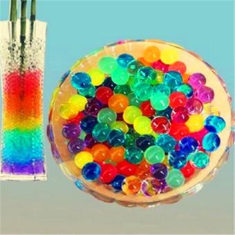 buah / 1 tas) Pearl Berbentuk Polimer Tumbuh Bola Kristal Ajaib (