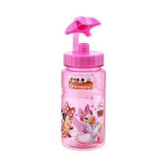 Detail Gambar Disney Minnie Mouse Goofy Sport Bottle 560 Ml Merah Muda Terbaru
