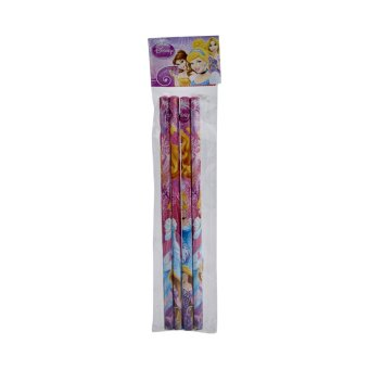 Harga Disney Princess Pencil 4 pcs