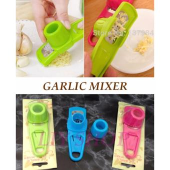 Harga Alat Penghalus Bawang Keju Jahe Ekonomis Garlic Mixer Press Kitchen