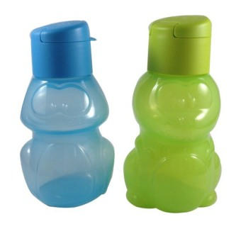 Harga Tupperware Eco Bottle Kids 350ml - Biru Hijau