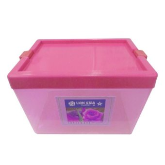 Harga Lion Star FX-10 Salon Box - Pink