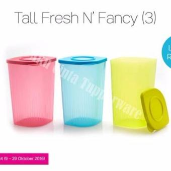 Harga Tupperware Tall Fresh n Fancy