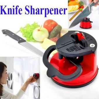 Harga 2 PCS Knife Sharpener With Suction Pad ( Pengasah Pisau Modern )