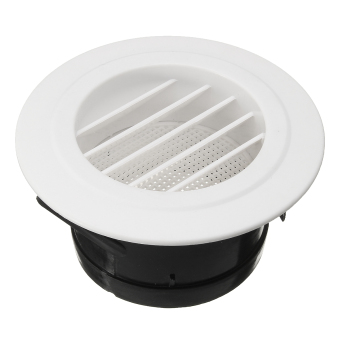 ABS Ventilation Grille Air Grille Round White Shape Circle - intl - 3 .