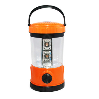 Harga OHOME Lampu Emergensi Petromak LED Tube Lamp - MS-TY8015B - Orange
