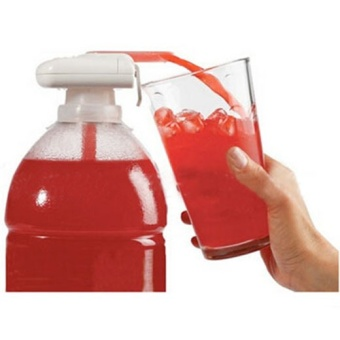 Harga Portable Water/Drink Dispenser Automatic Magic Tap Spill Proof As Seen On TV- - intl