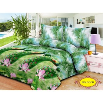 bed cover murah