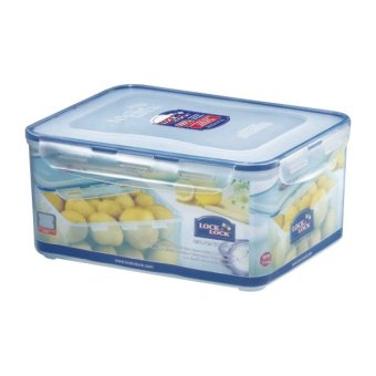 Harga Lock&Lock Food Container Hpl883A - Rectangular Tall Container 6.5L