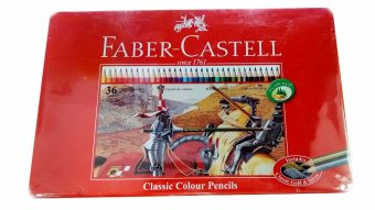 Harga Faber Castell Classik Colour Pencils isi 36