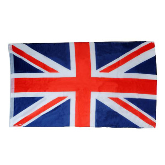 Harga 3'x 5'Great Britain United Kingdom UK Country Flag UNION JACK ENGLAND Banner New