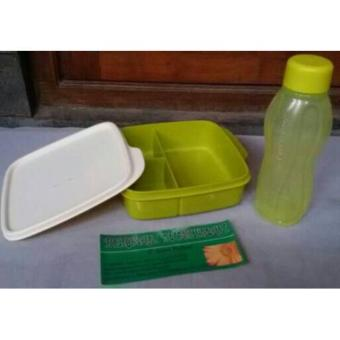 Harga Set Eco Bottle N Lolly Tup