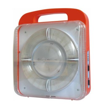 Harga Cmos Emergency Lamp HK-6V52L - Orange