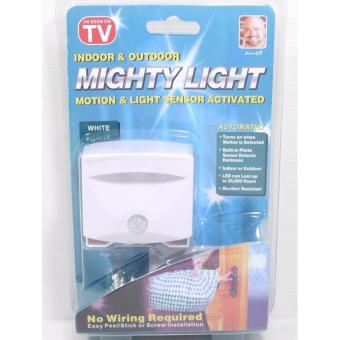 Harga Sloof Mighty Light / Lampu Sensor Gerak & Cahaya