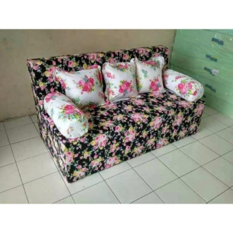 Inoac SofaBed D 24 No.1 200x180x20 - 5 .