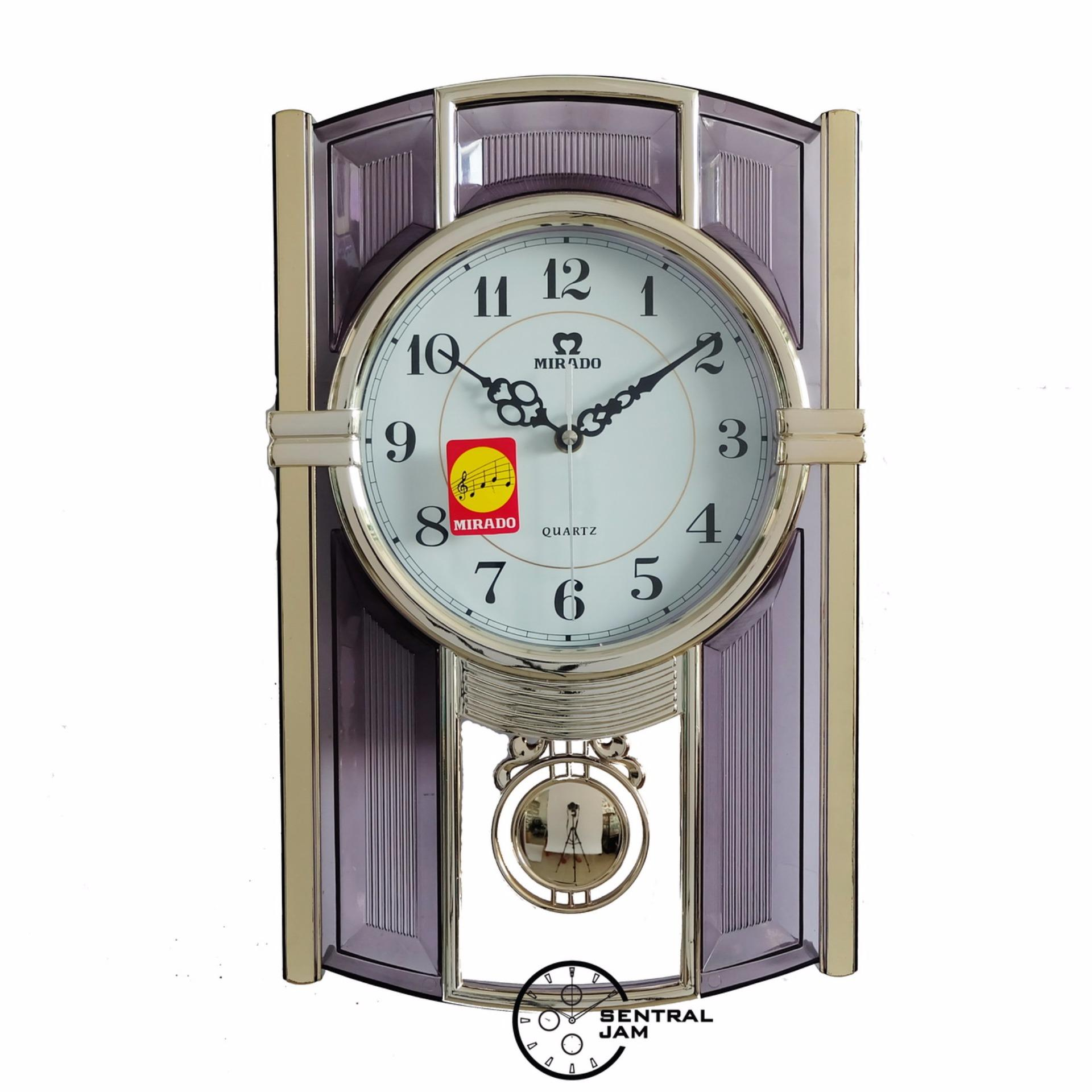 Ikea Dekad Alarm Clock Silent Clock Desain Vintage Hitam - Page 4 - Daftar Update Harga
