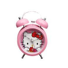 Jam Weker HK-6025 Karakter Hello Kitty