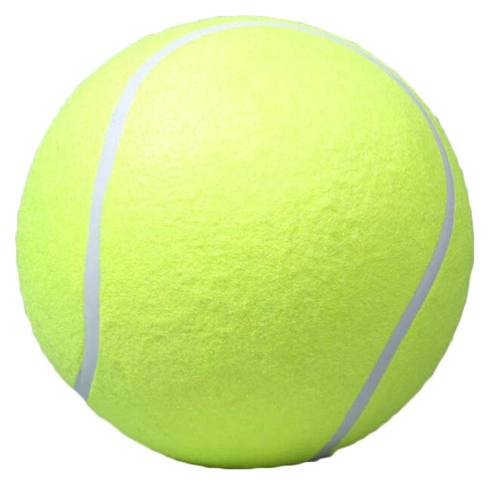 Rumah · Anjing · Mainan Anjing. Jetting Buy 24cm Pet Toy Giant Tennis Ball Yellow