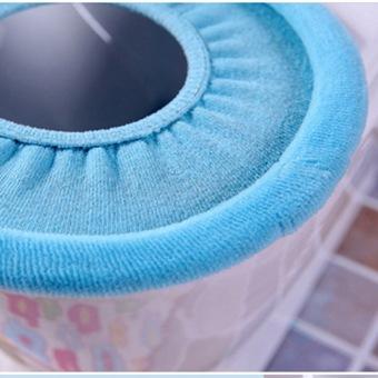 ... Jiayiqi o berbentuk hangat toilet duduk untuk menutupi kamarmandinya ( acak) - 4 ...