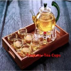 Panas Penjualan Drinkware 600 Ml Teko Teh Poci Teh Kaca Kualitas Source · image. Source