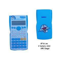 Kalkulator Ilmiah DD-350MS Karakter