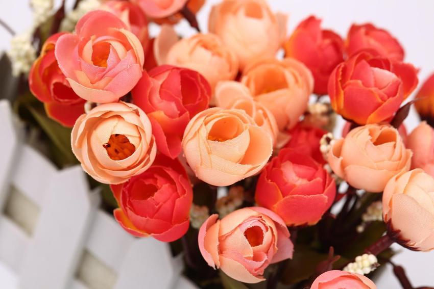 Niceeshop Bunga Bunga Dalam Pot Plastik Kecil Tanaman Camellia Umbi Source  · Kecil Tanaman Dalam Pot Bunga Buatan Palsu Camellia Umbi Terletak Di Pagar  Kayu ... f6c31608a6