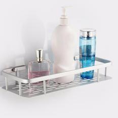 Kelas atas ruang populer aluminium kamar mandi rak handuk mandi sisa keranjang dinding .