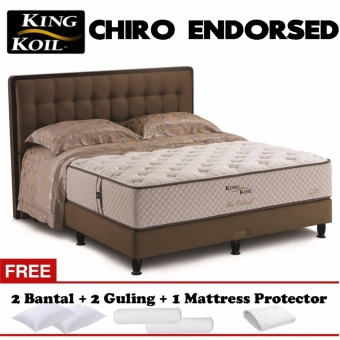 spring bed king koil