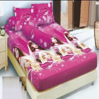 Kintakun HG Dluxe 180 x 200 cm - Motif Princess Barbie .