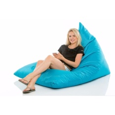 Kursi santai bean bag Triangel Plus isi - Size Dewasa