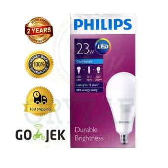 harga Lampu Bohlam LED Philips 23w/watt - 200watt Putih Lazada.co.id