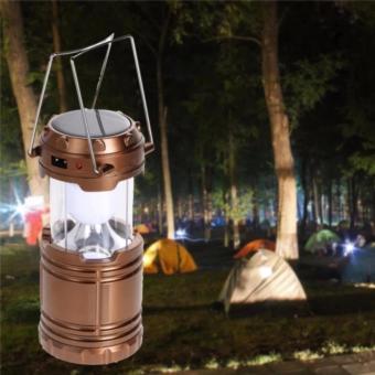 Lampu Lentera Camping - FDT001-MultiColour BP - 2