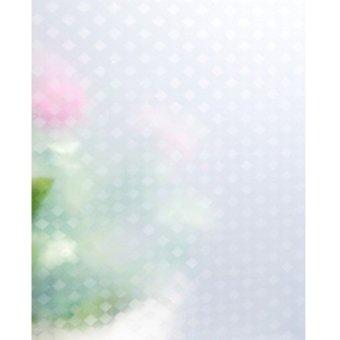 Look Sticker Frosted Glass Window Door Tempelan Kaca Buram Stiker 45 cm x 2 m