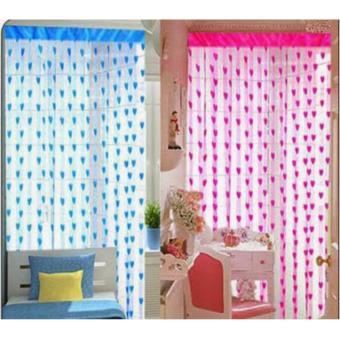 Detail Gambar Produk Lucky Paket Promo Tirai Benang Cantik - Style Fashion Dekorasi - Tirai Benang