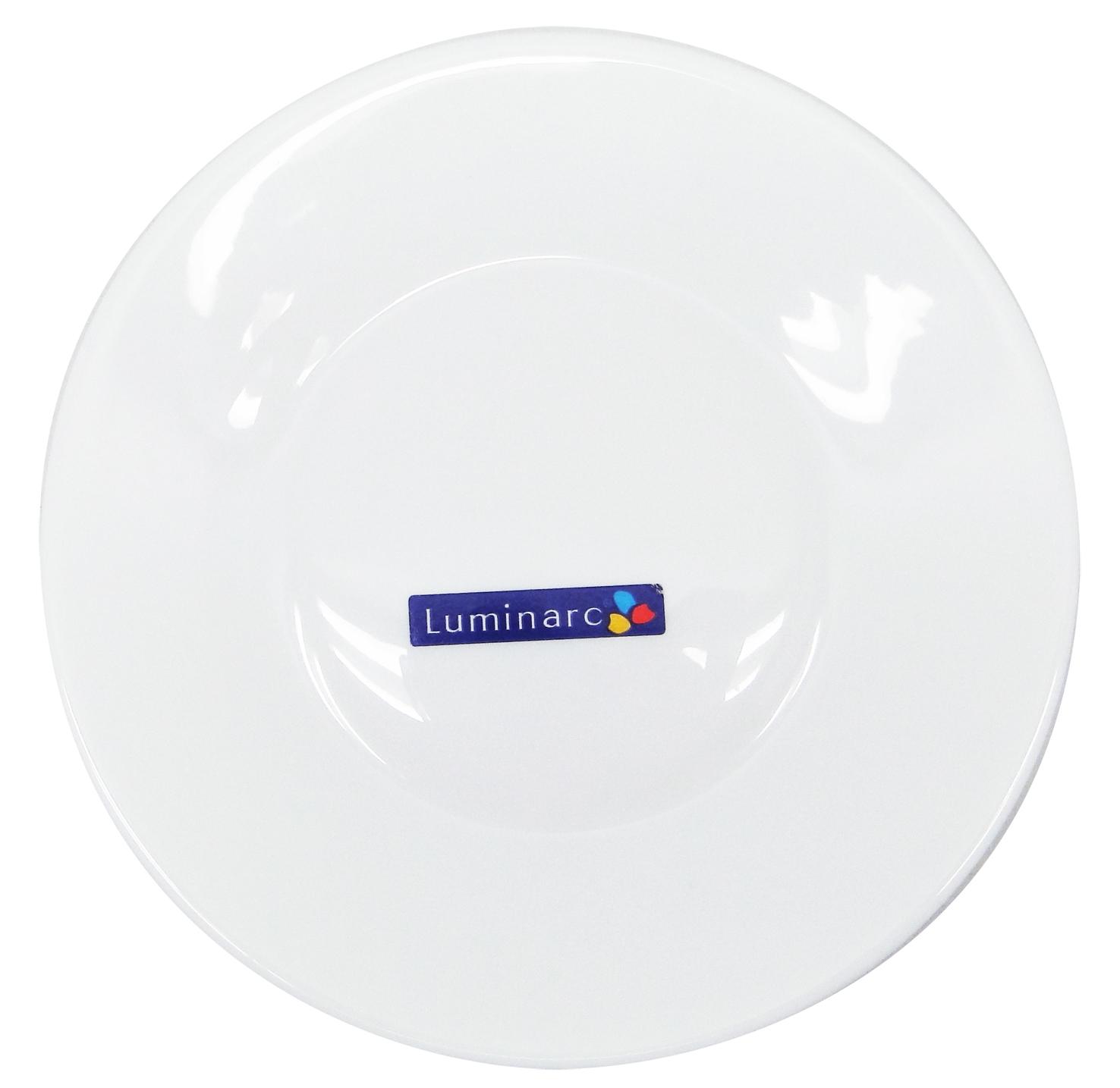 Mangkuk Kecil 12cm Putih. Source · Luminarc Essence Piring Makan Sup 22cm .