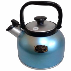 Maspion Teko bunyi whistling kettle Rigoletto 3,5L - Biru