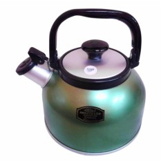 Maspion Teko bunyi whistling kettle Rigoletto 3,5L - Hijau