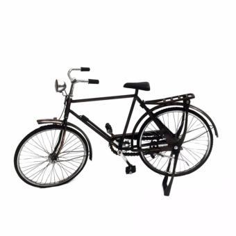 harga Miniatur Sepeda Ontel Laki Laki / Sepeda Onthel 40x22x10 cm - Coklat Lazada.co.id