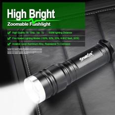 Bigskyie Ultrafire 2200 Lumen Cree Xm L T6 Led Tinggi Lampu Oborsenter Tenaga .