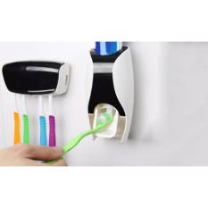 New Toothpaste Dispenser Odol black