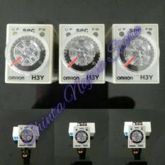 OMRON H3Y-2 Delay Timer Relay 380V ( 60 Detik )
