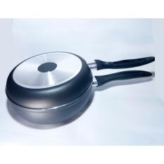 Teflon Mini Non Stick Frying Fry Pan / Wajan Anti Lengket karakter/ mawar88shop. Rp